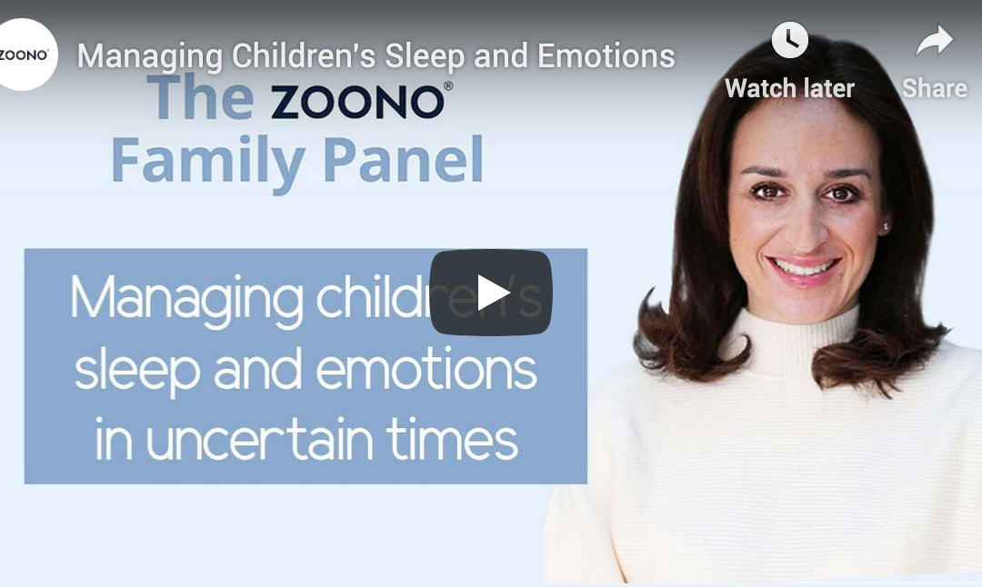 Managing Children's Sleep and Emotions